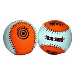 """1 Dozen Evil Bp 12"""" Softballs - 44cor/.400 Compression  12 B"""
