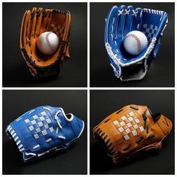 "10.5"" 11.5"" 12.5"" Baseball Pro Softball Left Hand Gloves Mit"