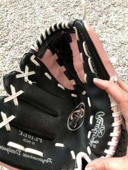 "RAWLINGS 10"" Baseball Glove Mitt Players Series PL10EP T-Bal"