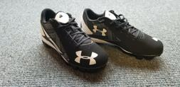 Under Armour 1264187-011 UA Leadoff Low RM Youth Molded Base