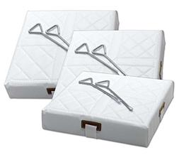 Franklin Sports 1988 MLB 3 Piece Tarkotex Base Set