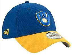 2019 mlb milwaukee brewers baseball cap hat