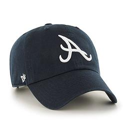 '47 Brand Atlanta Braves Clean Up Hat