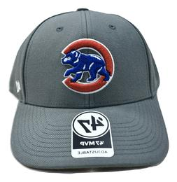 '47 Brand Mens MLB Chicago Cubs Baseball '47 MVP Dad Cap Hat