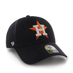 '47 Brand Houston Astros Mvp Curved Cap