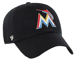 '47 Brand Miami Marlins Clean Up Hat