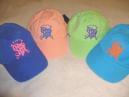 $49 NEW NWT RALPH LAUREN POLO MEN'S BASEBALL HAT BALL CAP AD
