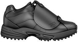 3N2 Mens Reaction Pro Plate Lo Umpire Shoes Black D 9.5