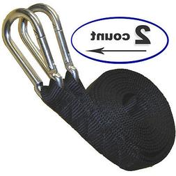 9' Weight Sled Pulling Straps Set of 2
