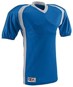 Augusta Sportswear 9531 Youth's Blitz Jersey Royal/Silver Gr