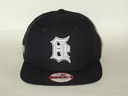 New Era 9Fifty MLB Detroit Tigers Team logo Snapback Cap New