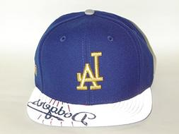New Era 9Fifty MLB Los Angeles Dodgers 2Tone Black/Grey Snap