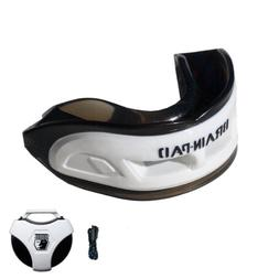 Brain-Pad 3XS Triple Laminated Mouthguard with Special Formu