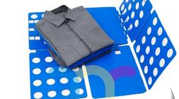 Fast Speed Adjustable Blue Folder Fast Clothes Folding Board