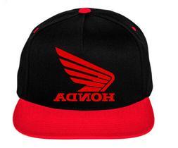 HONDA Motor Hat Adjustable Snapback Flexfit Model Car Baseba