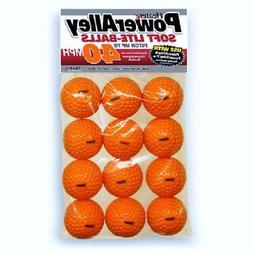 Heater Sports Slider Soft Foam Balls - 2 Pack - 12 Balls Tot