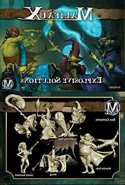 Malifaux: Gremlins - Wong Crew