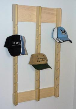 Stoughton's Woodsmith Economy Triple Poplar Baseball Cap Rac