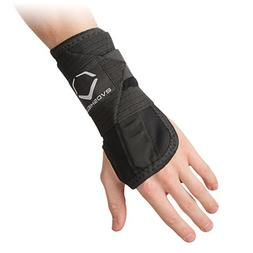 EvoShield A154 Sliding Wrist with Metal Insert, Black, Small