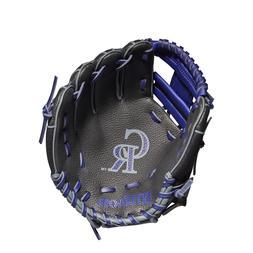 Wilson A200 Colorado Rockies teeball Youth Baseball Glove 10