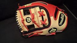 Wilson A2K Baseball Glove Dat Dude Game Model 11.5