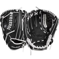 Wilson A360 WTA03RB1710 Youth Baseball Glove 10 -inch, RHT