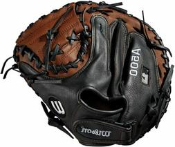 Wilson A500 Youth Leather Right Hand Throw Catchers Baseball