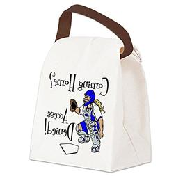 CafePress - ACCESS DENIED Canvas Lunch Bag - Canvas Lunch Ba