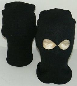 Pro Fashion 100% Acrylic Balaclava Ski Mask Hat Cap Lid 2-ho
