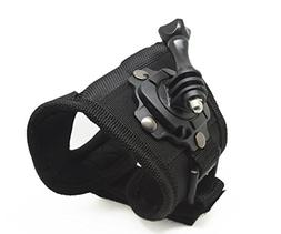 dOvOb Action Camera Accessories 360 Degree Rotation Glove St