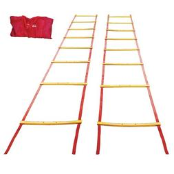 AGORA 32' Sports Agility Ladder with Bag