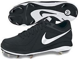 Nike Air Mens MVP Pro Metal  US, Black/White)