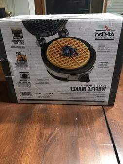 All-Clad Waffle Maker Classic Round 7 Browning Settings Stai