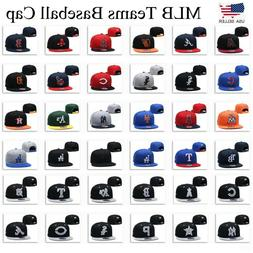 All Teams Baseball MLB Cap 9FIFTY FITTED The League Hats Sna