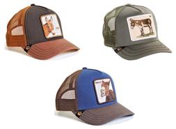 Goorin Bros Animal Farm Snapback Trucker Hat Cap