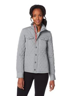 Royal Robbins Women's Annie Shirt Jacket, Pelican, Medium