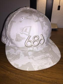 "686 Apparel Baseball Cap Hat Mens 7 3/8"" / 58.7cm Snowboard"