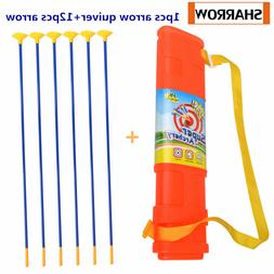 Archery Children's Arrows with Suction <font><b>Cup</b></fon