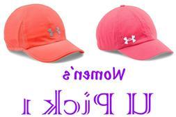 Under Armour Athletic Hat Women Sports Adult Running Trainin