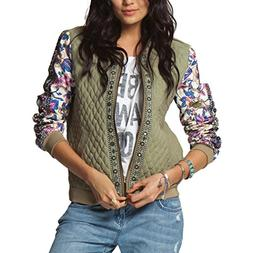 Billabong Backup Luv Jacket - Women's Grass Roots, L