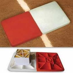 Soft Touch Base 1236293 SoftTouch Double First Base Baseball
