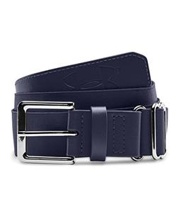 Under Armour Boys' Baseball Belt, Midnight Navy/Midnight Nav