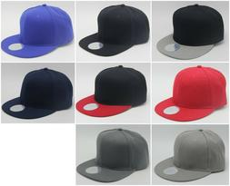 Baseball Cap Adjustable Hats Solid Plain Blanks  WHOLESALE L