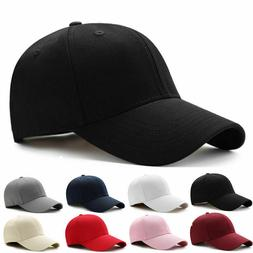 Baseball Cap Adjustable Size Perfect for Running Workouts an