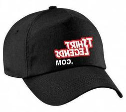 Baseball Cap Custom Printed With Your Logo or Text Unisex Ma