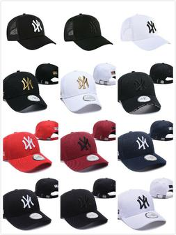 Baseball Cap Fashion NY New York Yankees Embroidered Duck Br