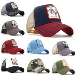 baseball cap unisex fashion lovely animals hats