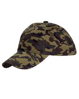 Big Accessories Baseball Cap Unstructured Camo Hat BX018 NEW