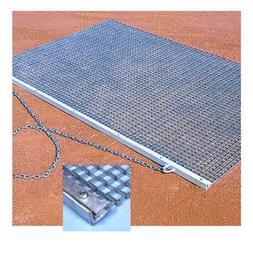 Baseball Field Groomer Heavy Duty Drag Mat - 6.6' W x 4' L