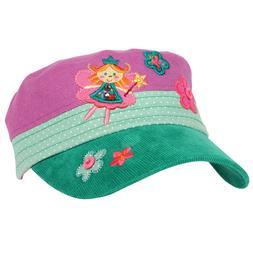Stephen Joseph Baseball Hat for Girls - Fairy Design - Cap f